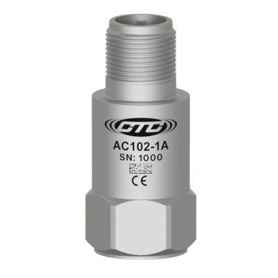 Accelerometers & Piezo Velocity Sensors