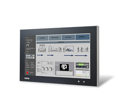 Modular Touch Panel Computers
