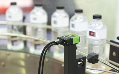 Using Zebra's Fixed Industrial Scanners to Trace Moving Products